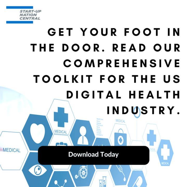 Digital health side banner