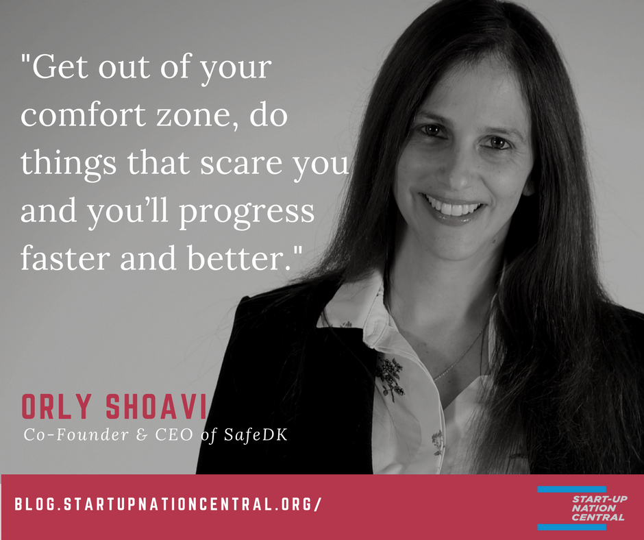 Women powering Israeli innovation: Orly Shoavi