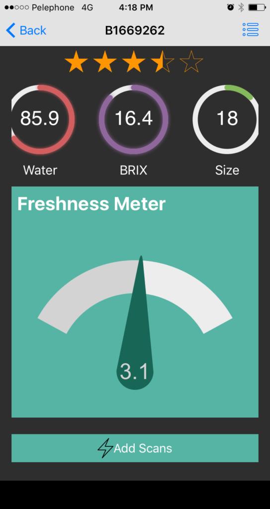 AclaroMeter App