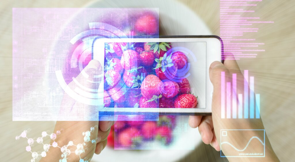 Technology that assesses the safety of perishable food