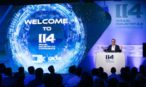 The Place to Be: Israel Industry 4.0