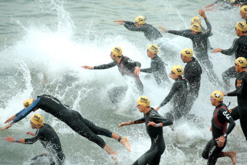 GUEST COLUMN   Scaling Up: What Ironman Triathletes Can Teach Us About Startup Growth