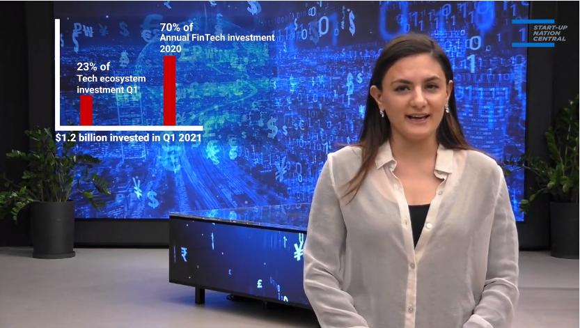 Start-Up Nation Central's Fintech Analyst Nicole Krieger
