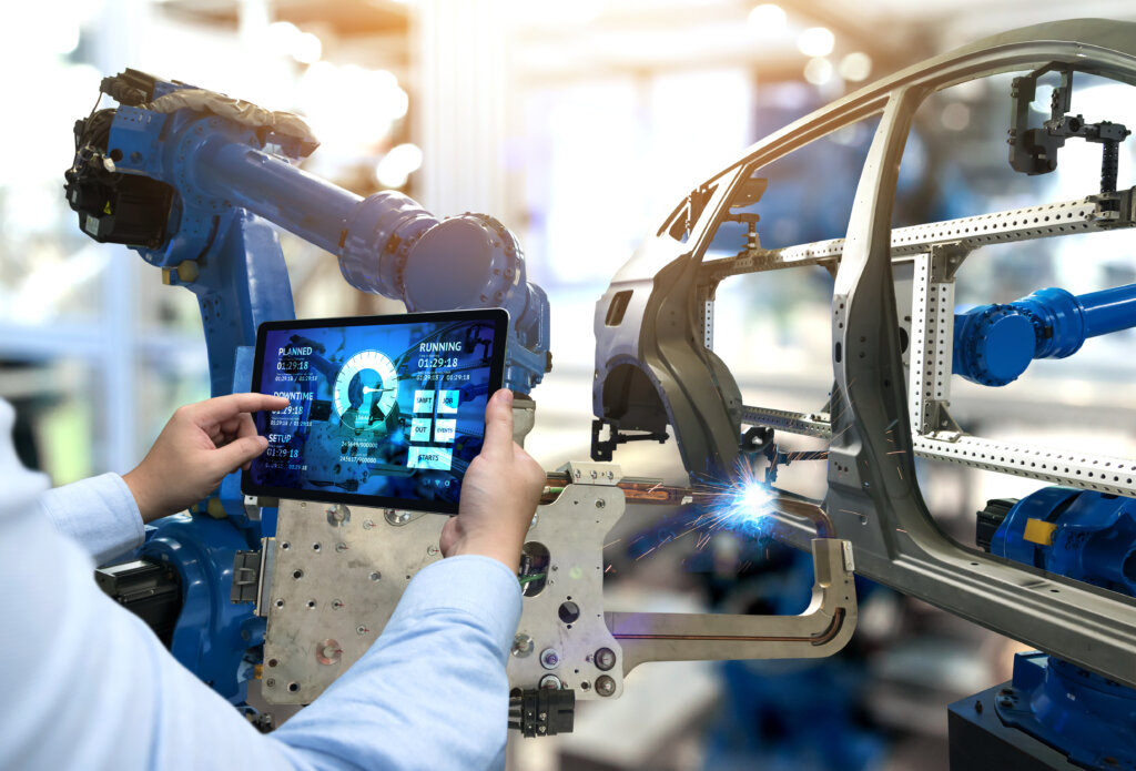 """Industry 4.0 – The """"New"""" Kid on the Block"""